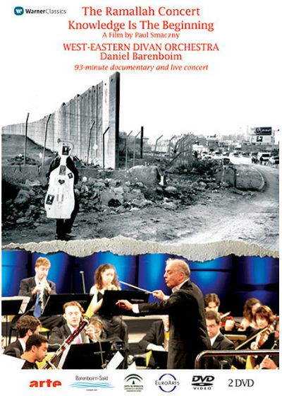The Ramallah Concert - Knowledge Is The Beginning - DVD