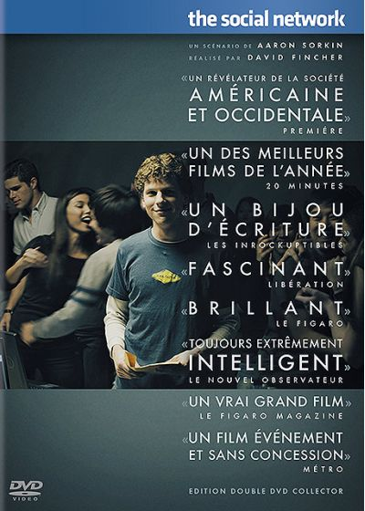 The Social Network (Édition Collector) - DVD