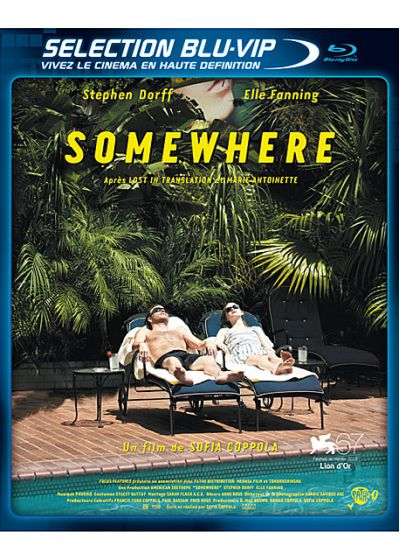Somewhere - Blu-ray