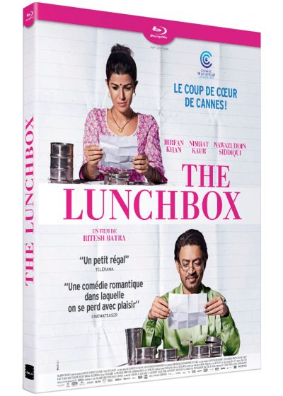 The Lunchbox - Blu-ray