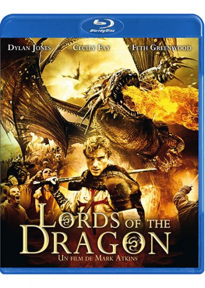 Lords of the Dragon - Blu-ray