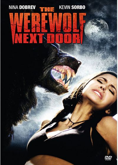 The Werewolf Next Door - DVD