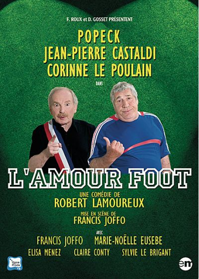 L'Amour foot - DVD