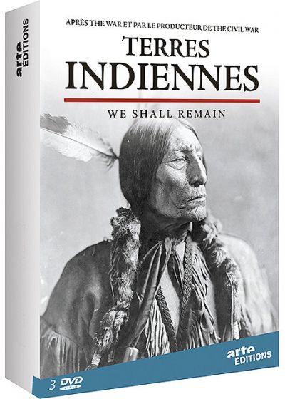 Terres indiennes (We Shall Remain) - DVD
