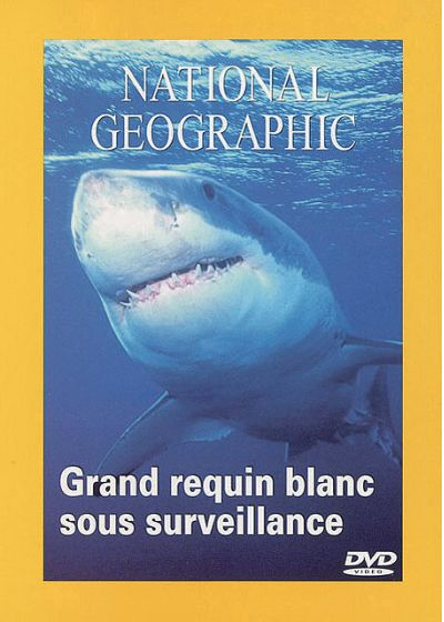 National Geographic - Les grands requins blancs - DVD