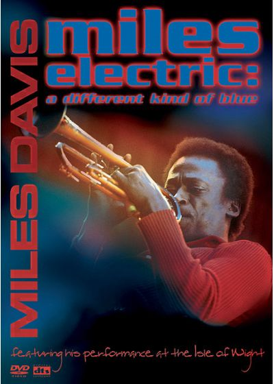 Davis, Miles - Miles electric : a different kind of blue - DVD