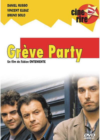 Grève party - DVD