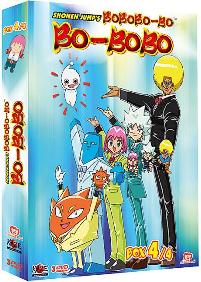 Bobobo-Bo Bo-Bobo - Box 4/4 (Édition Collector) - DVD