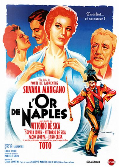 L'Or de Naples - DVD