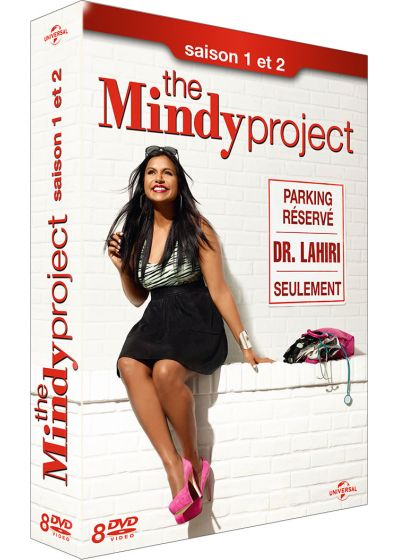The Mindy Project - Saison 1 et 2 - DVD