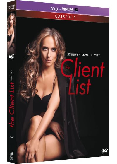 The Client List - Saison 1 (DVD + Copie digitale) - DVD