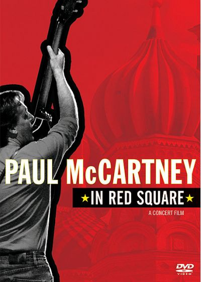 McCartney, Paul - In Red Square - DVD