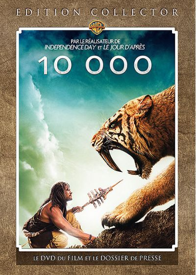 10 000 (Édition Collector) - DVD