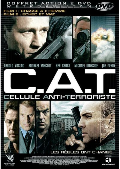 C.A.T. - Cellule Anti-Terroriste - DVD