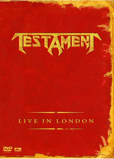 Testament - Live In London - DVD