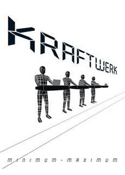 Kraftwerk - Minimum - Maximum - DVD