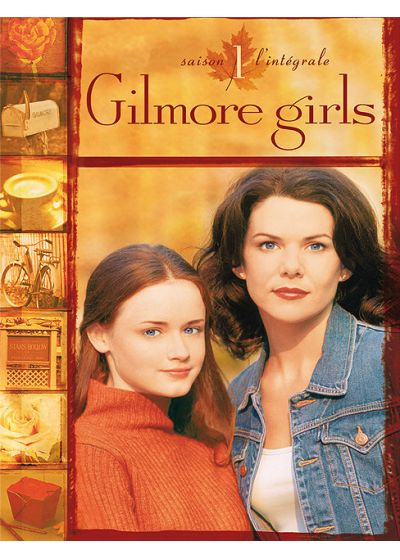 Gilmore Girls - Saison 1 - DVD