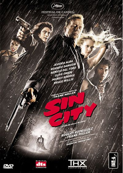 Sin City (Édition Collector) - DVD