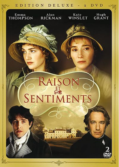 Raison et sentiments (Edition Deluxe) - DVD