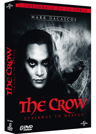 The Crow : Stairway To Heaven - L'intégrale de la série - DVD
