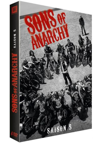 Sons of Anarchy - Saison 5 - DVD