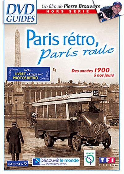 Paris rétro, Paris roule - DVD