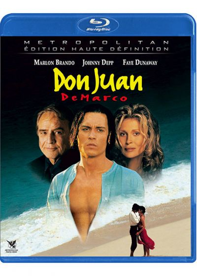 Don Juan DeMarco - Blu-ray