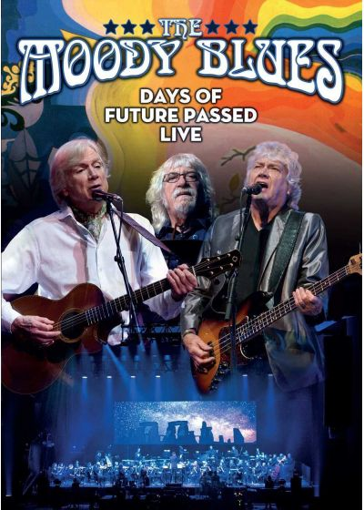 dvdfr the moody blues days of future passed live dvd. Black Bedroom Furniture Sets. Home Design Ideas