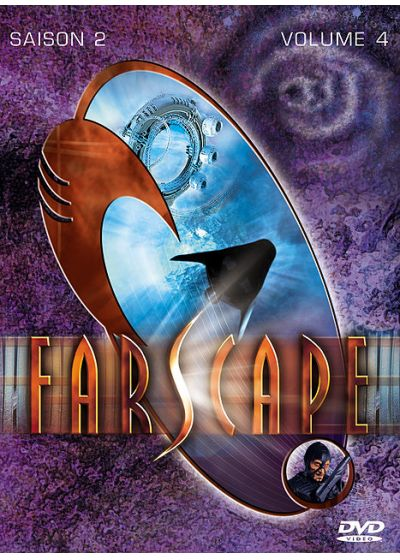 Farscape - Saison 2 vol. 4 - DVD