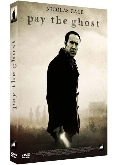 Pay the Ghost - DVD