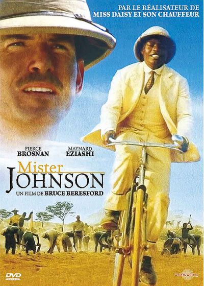 Mister Johnson - DVD