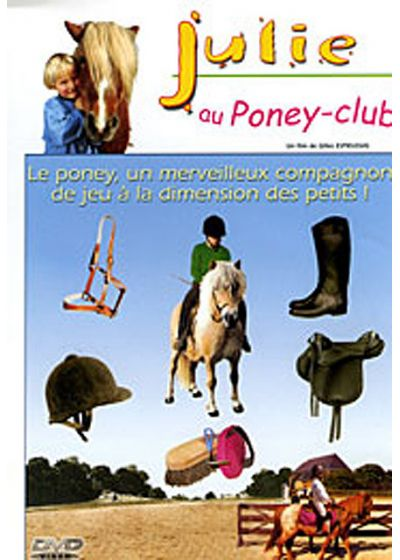 Julie au Poney-club - DVD