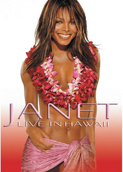 Janet Jackson - Live In Hawaii - DVD