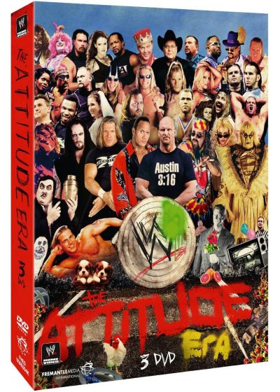 The Attitude Era - Vol. 1 - DVD