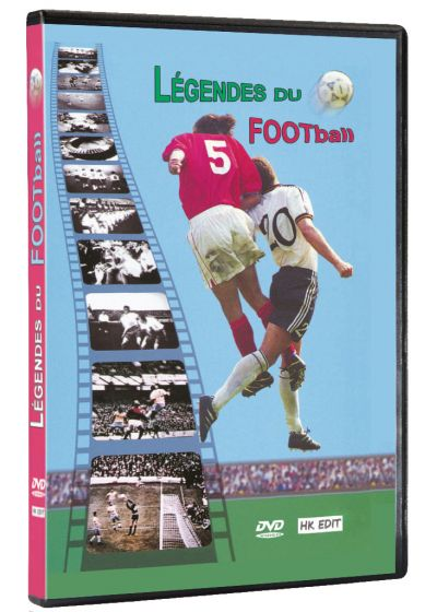 Légendes du Football - DVD