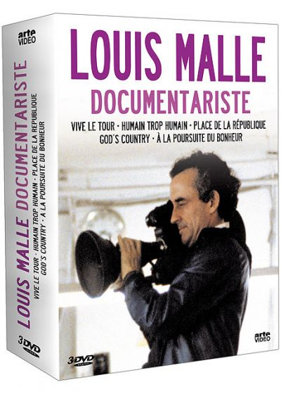 Louis Malle documentariste - DVD