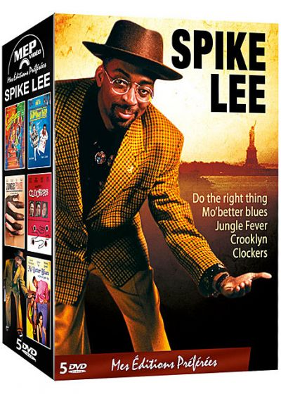 Spike Lee - Coffret 5 films (Pack) - DVD