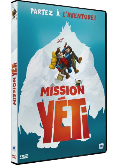 Mission Yéti - DVD