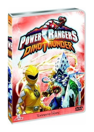Power Rangers : Dino Thunder - Vol. 3 - DVD