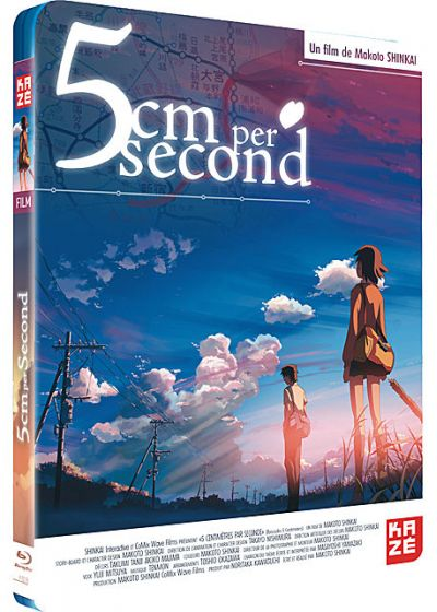 5 cm per Second - Blu-ray