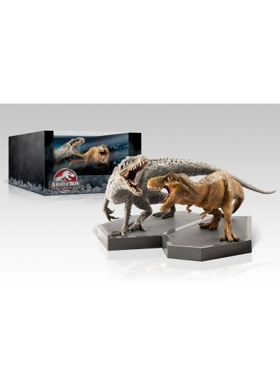 Jurassic Park Collection (Édition collector  - 2 dinosaures) - Blu-ray