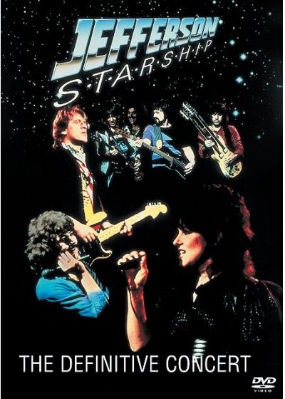 Jefferson Starship - The Definitive Concert - DVD