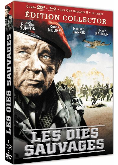 Les Oies sauvages (Édition Collector) - Blu-ray