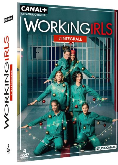 WorkinGirls - L'intégrale - DVD