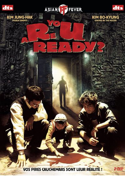 Are You Ready ? (Édition Collector) - DVD