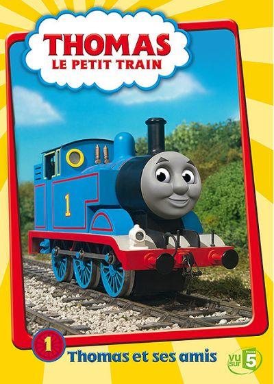 Dvdfr thomas le petit train 1 thomas et ses amis dvd - Train thomas et ses amis ...