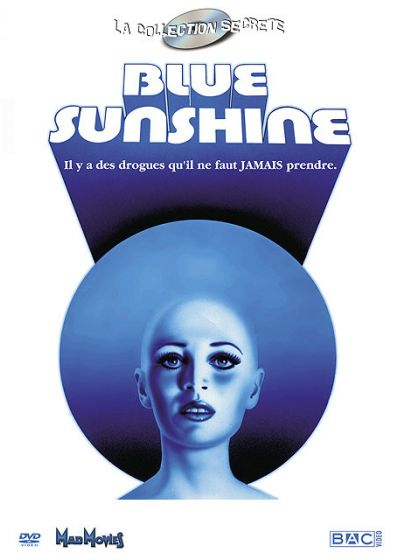 Blue Sunshine - DVD