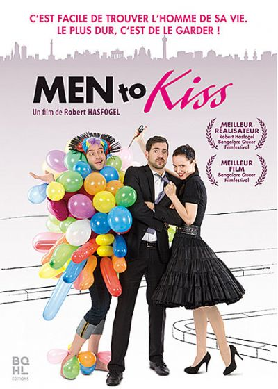 Men to Kiss - DVD