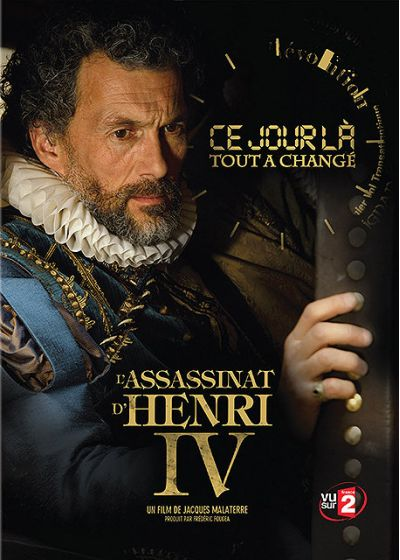 L'Assassinat d'Henry IV - DVD