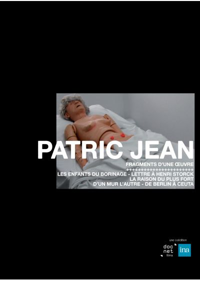 Patric Jean, fragments d'une oeuvre - DVD